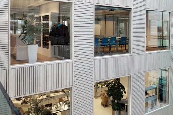 Endress+Hauser Interieur | Naarden